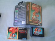 Sonic 2 COMPLETO 670-2480-50 MADE IN JAPAN