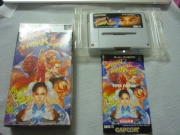 Super Famicom Street Fighter 2 TURBO