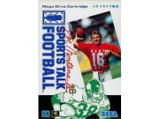 Super Talk Football joe montana MEGADRIVE JAP