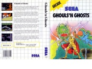 7055 Ghouls ´n Ghosts - COMPLETO