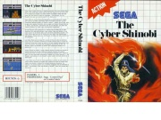 7050 The Cyber Shinobi - COMPLETO - deteriorado