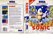 7076 Sonic the Hedgehog - COMPLETO - deteriorado